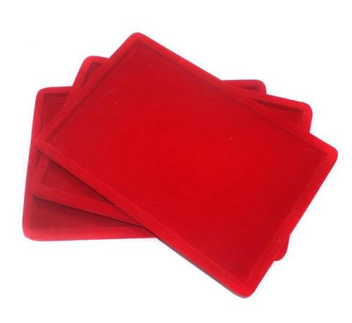 Red Velvet Tray